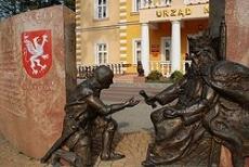 Pomnik Kazimierza Wielkiego i Świętosława Gryfity