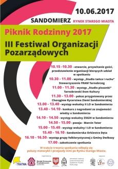 III Festiwal Organizacji Pozarządowych
