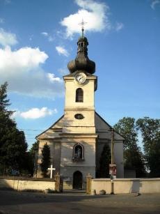 Kościół Przenajświętszej Trójcy w Czarnym Dunajcu