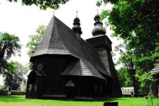 Kościół drewniany pw. św. Marii Magdaleny - Muzeum