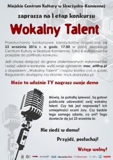 """""""Wokalny Talent"""""""