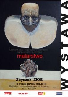 Wystawa malarstwa | Zbigniew ZIOB