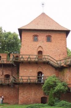 Wieża Mikołaja Kopernika we Fromborku