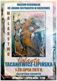 Wernisaż Malarstwa Jolanty Tacakiewicz-Lipińskiej