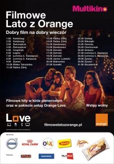 Filmowe Lato z Orange i Multikinem