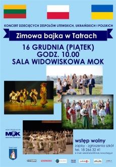 Zimowa Bajka W Tatrach