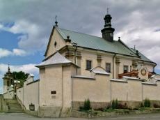 Sanktuarium Pana Jezusa Ukrzyżowanego w Kobylance