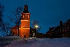Późnogotycki kościół św. Piotra i Pawła