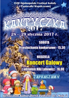Festiwal Kantyczka!