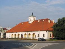 Ratusz w Staszowie