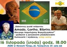 Pisarze brazylijscy w MOK
