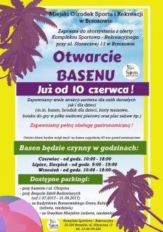 Otwarcie BASENU