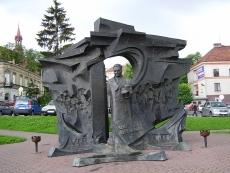 Pomnik Leopolda Okulickiego