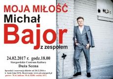 Recital Michała Bajora z zespołem