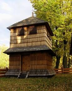 Dzwonnica w Gorajcu