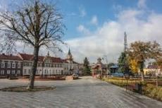 Rynek w Lubaczowie