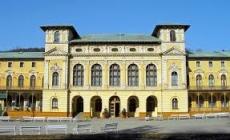 Stary Dom Zdrojowy w Krynicy Zdroju