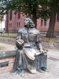 Ławeczka Mikołaja Kopernika