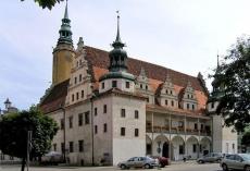 Ratusz w Brzegu