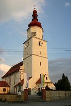 Kościół św. Marcina w Strzeleczkach