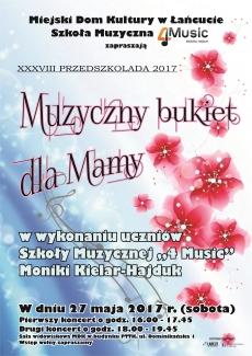 Muzyczny Bukiet dla Mamy