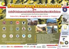 Mundurowy Dzień Dziecka oraz Dzień Weterana Działań poza Granicami Państwa