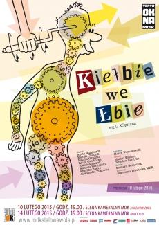 """""""Kiełbie we łbie"""" – nowa premiera w Teatrze """"Okna"""" MDK Stalowa Wola"""