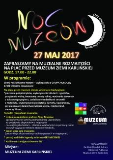 Noc Muzeów w Karlinie