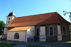 Kościół poewangelicki w Olsztynku