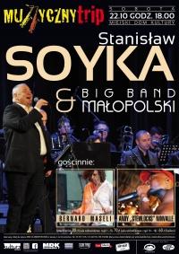 MUZZYCZNY TRIP   Stanisław Soyka, Big Band Małopolski i goście