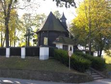Drewniany kościół p.w. Trójcy Przenajświętszej