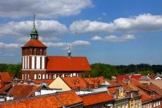 Kościół pw. św. Jana Ewangelisty i Matki Boskiej Częstochowskiej w Bartoszycach