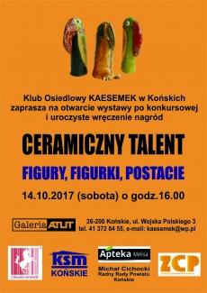 Ceramiczny talent