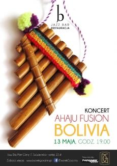 Beto Bolivia w Szczawnicy