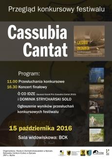 Festiwal Cassubia Cantat