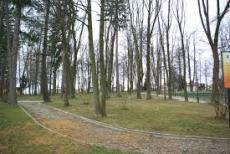 Park Jordanowski w Brzozowie