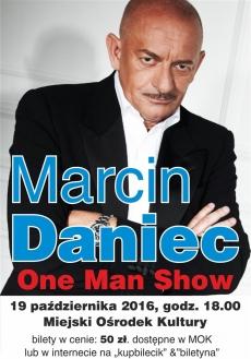 Marcin Daniec - One Man Show