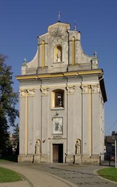 Kościół św. Jana Kantego w Kętach