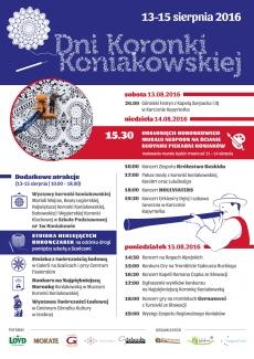 Dni Koronki Koniakowskiej 2016