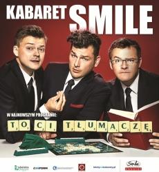 """Kabaret SMILE w programie """"To Ci tłumaczę"""""""