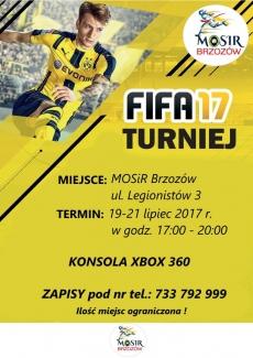 FIFA17 TURNIEJ