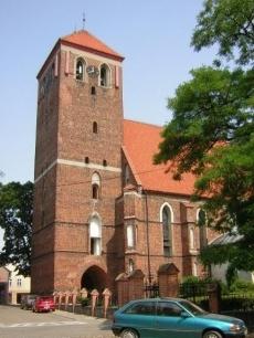 Kościół Nawiedzenia Najświętszej Maryi Panny i św. Anny w Lubawie