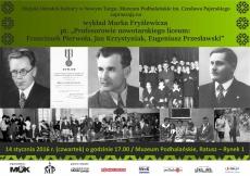 Wykład Marka Fryźlewicza w MP