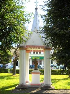 Kapliczka św. Nepomucena