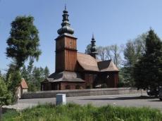 Kościół parafialny pod wezwaniem Świętych Apostołów Szymona i Judy Tadeusza w Łętowni