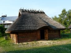 """Park Archeologiczny """"Osada VI Oraczy"""""""