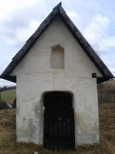 Kapliczka na Kozińcu w Jaworkach