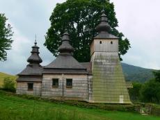Cerkiew pw. św. Michała Archanioła w Dubnem