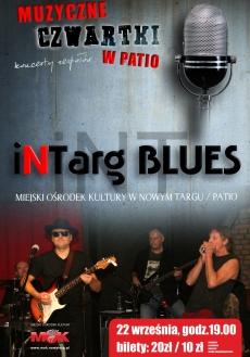 Zespół iNTarg Blues w Patio