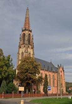 Kościół Niepokalanego Poczęcia NMP w Bogatyni